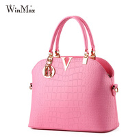 Genuine Leather Bag Wimax Famous Designer Brands Women Messenger Bags Dollar Price Luxury Women Leather Handbags
