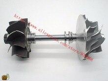 S300 Turbo частей вал турбины и колеса 67.6×76.4 мм, компрессор колеса 61×86.9 мм поставщик AAA Частей турбокомпрессора