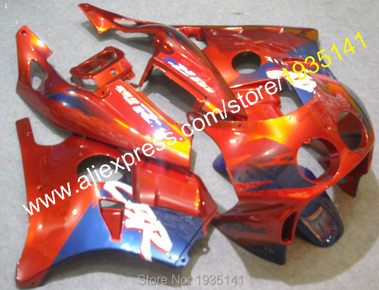For Honda <font><b>CBR250RR</b></font> ABS Accessories 1990 1991 1992 1993 1994 MC22 CBR250R Motorcycle <font><b>Fairing</b></font> <font><b>Kit</b></font> (Injection molding) image