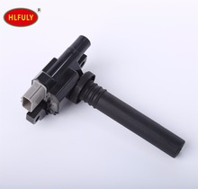 ФОТО  2pcs free shipping new ignition coil for hyundai :9c19-0370 / 099700-048