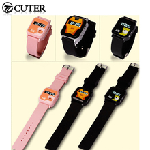 New Kids Smart Watch with GPS GSM GPRS Double Locate Remote Monitor SOS Smart Watch GPS Tracker Smartwatch Bracelet for Children