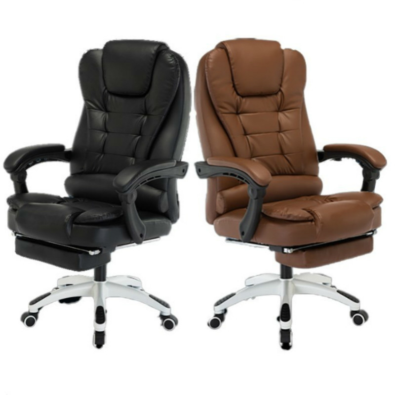 Luxury Quality M-1 Home Rest Poltrona Gaming Silla Gamer Chair Synthetic Leather Ergonomics Massage Office Furniture Nylon Feet