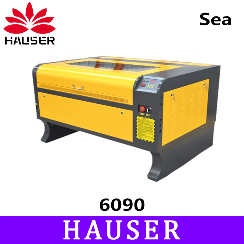 Free Shipping HCZ 100w Co2 Laser 6090 Laser Engraving Machine Laser Marking Machine 220V / 110V Laser Cutting Machine Cnc Router(China)