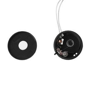 Image 5 - 2 pièces bouton cellule support de batterie Mini adaptateur avec fil interrupteur marche/arrêt conduit CR2032 boîte de rangement