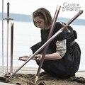 Juego de tronos Arya Stark aguja espada 80 cm o 98 cm Material Acero inoxidable decoración del hogar