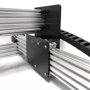 Image 5 - 40x40 אינץ Workbee CNC נתב מכונת ערכת 4 ציר עץ מתכת חריטת כרסום מכונת עם 175 oz * ב Nema23 מנועים צעד