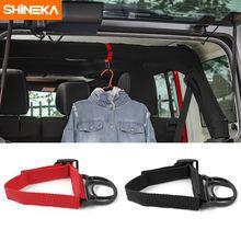 Shineka автомобильный Стайлинг крючок для пальто подставка одежды