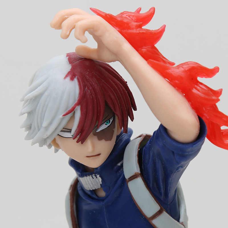 Il mio hero Accademico Figura Giocattolo Vol1. Smack Midoriya Izuku Shouto Todoroki Katsuki Boku no hero Accademico Modello Figurals Giocattolo 16 centimetri