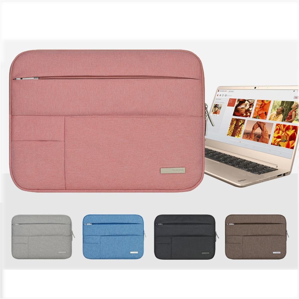 Hombres Mujeres Funda de Nylon Suave para Bolsillo Múltiple Bolsillo - Accesorios para laptop - foto 1