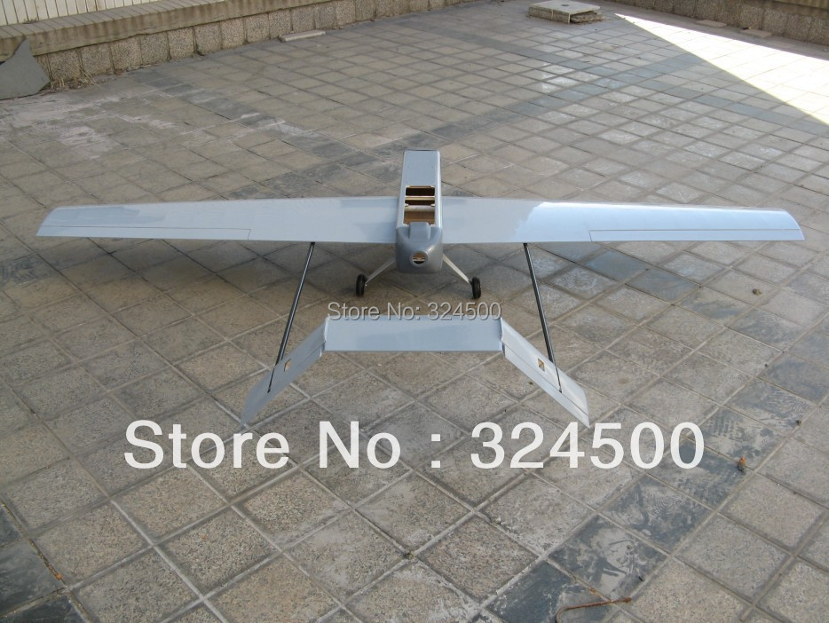 Remote Control Electric Powered Discount Hugin II UAV 2.6m Glider Modle Airplane For Sale Radio RC Model Air FPV Plane Kit Cub 2