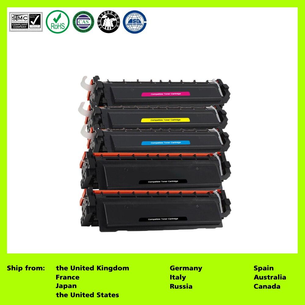 CF413X Toner Cartridge For HP LaserJet Pro M452 M477 New Compatible CF410X