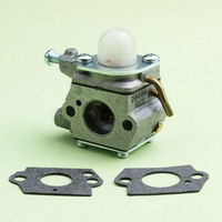 New Carburetor Carb Fit Homelite UT 08580 08981 50500 21506 21947 26cc Blower Trimmer