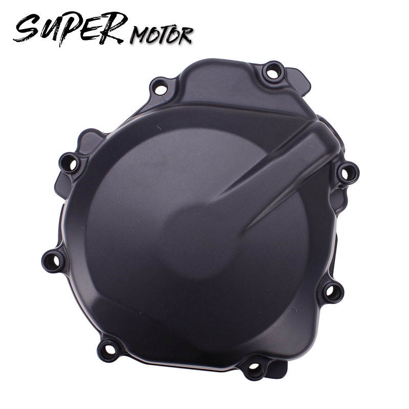 Motorcycles Stator Engine Cover For Suzuki GSXR1000 K3 2003 2004 GSXR GSX-R 600 750 GSXR600 GSXR750750 K4 2004 2005 04-05 motorcycle fairing kit for suzuki gsxr600 k4 k5 2004 2005 black yellow gsxr 600 gsx r 750 04 05 fairings ty38