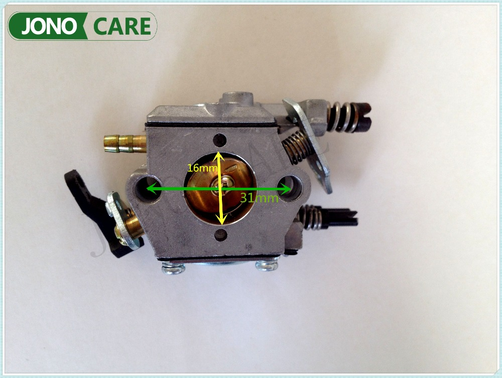 CARBURETOR for HUSQVARNA 51 & 55 RANCHER CHAIN SAW CARB Gasoline CHAINSAW PARTS WALBRO high quality carburetor carb carby for husqvarna partner 350 351 370 371 420 chainsaw poulan spare parts walbro 33 29
