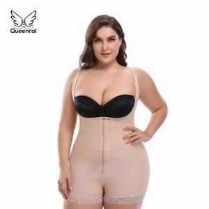Image 3 - slimming Underwear shapewear bodysuit women Corsets Shapers modeling strap body shaper slim waist Women Shapers bodysuit