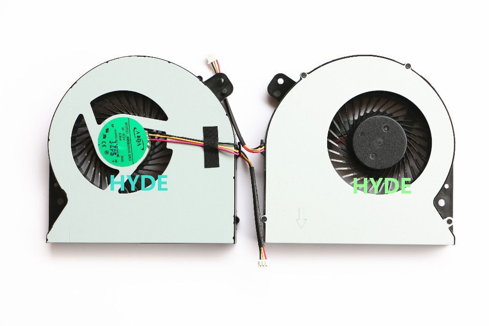 все цены на  NEW CPU FAN FOR ASUS K55 K55D K55DR CPU COOLING FAN AB0805HX-GK3 (K55) DC5V 0.45A  онлайн