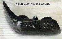 Osmrk задний свет, хвост лампы внутреннего для Toyota CAMRY 2007 2009 ACV40 ASV40 США 2 шт., бесплатная доставка