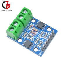 2.5V-12V 2CH L9110S H-bridge Stepper Motor Driver Controller Board Dual Channel L9110 DC Motor Drive Control Module for Arduino(China)