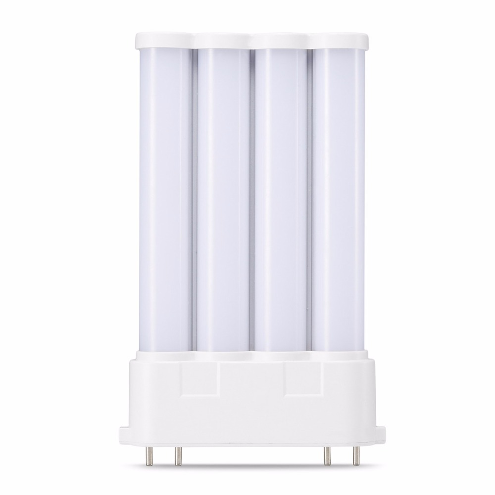 YWXLight LED 2G10 Energy Saving Lamp 4 Pin Base Corn Lamp 15W10W AC 90-260V (Equivalent Replacement 36W Halogen Lamp)