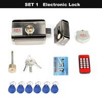 Homefong Electronic Lock for Video Door Phone Wired Unlock with Smart Card