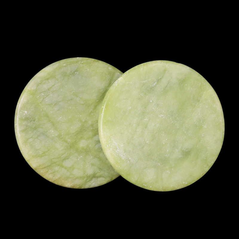 Нефритовый камень клеевые подушечки для удлиняющий ресницы инструменты для макияжа клей палитра для макияжа 5 шт