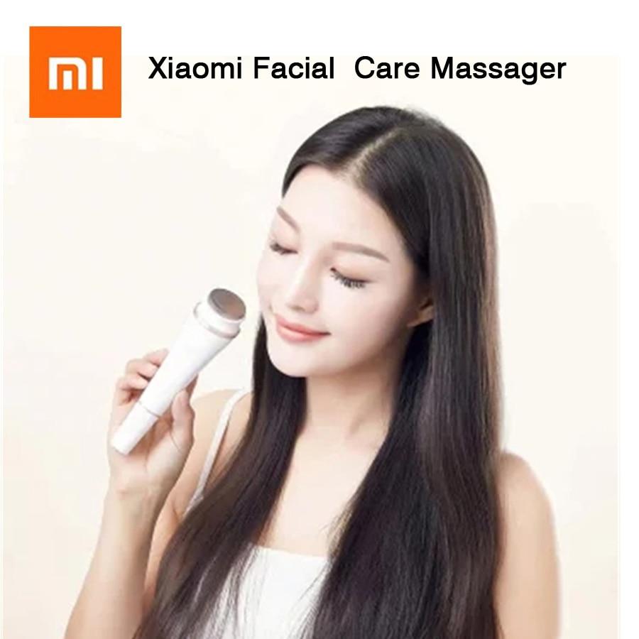 D'origine Xiaomi Mijia inFace Électronique Sonic Visage Soins de La Peau Nettoyage Instrument Masseur pour le Nettoyage Saleté D'huile Maquillage Masseur