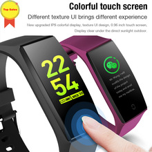 smart wristband Color Screen Sport Smart Bracelet Blood Pressure dynamic Heart Rate Sleep Monitor Wristband band for IOS MI 3 4 xiaomi mi band 3 smart bracelet heart rate monitor bluetooth 4 2 wristband 0 78 oled touchscreen wristband system upgrade