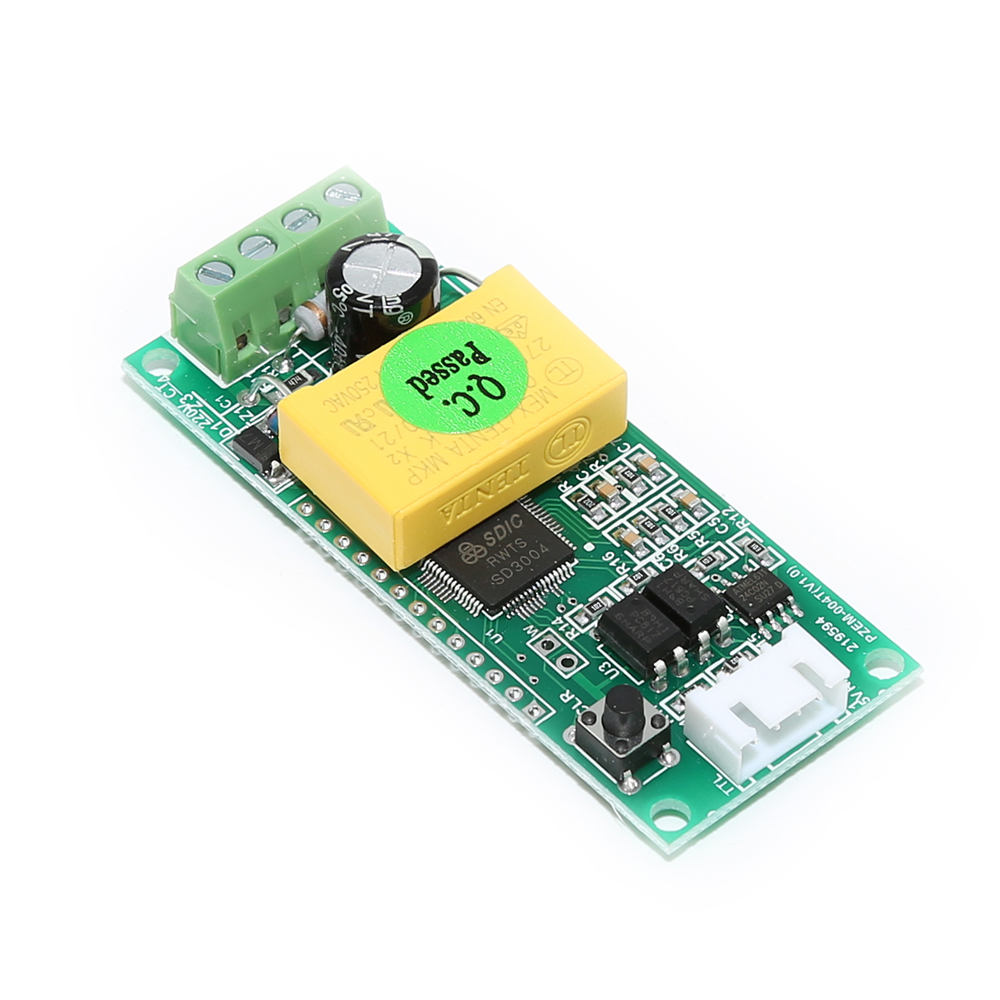AC 80-260V 100A Electric Monitoring Module Power Voltage Current Tester With CT USB Adapter