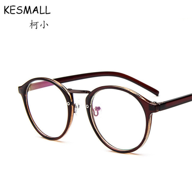 2018 Retro Optical Glasses Frame Women Men Glasses Frames Leopard ...