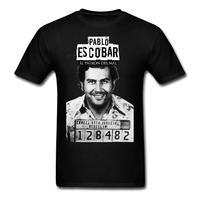 Plata O Plomo T Shirt Shop Online Narcos Godfather Pablo Escobar Custom Short Sleeve Valentine S