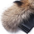Real Fur Accessories For Bags Ambag Classic O Bag Raccoon Fur Accessories Classic Bag Original Plush Parts obag price Accesorios