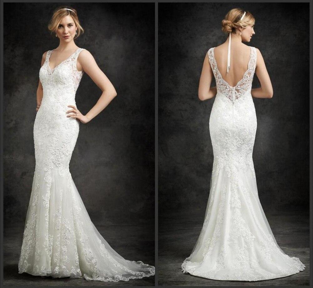 Online Get Cheap Mermaid Style Wedding Dress Slip -Aliexpress.com ...
