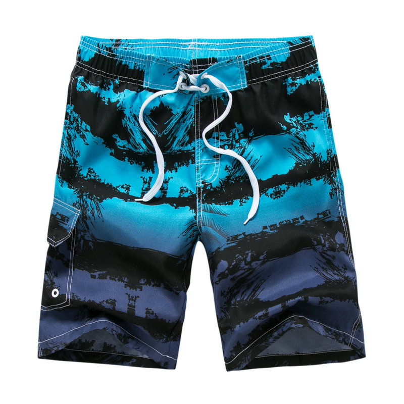 2020 New Summer Beach Men's Shorts Printing Casual Quick Dry Board Shorts Bermuda Mens Short Pants M-5XL 21 Colors