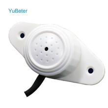 YuBeter CCTV Микрофон Аудио вход широкий диапазон аудио подобрать звуковое устройство для система безопасности, AHD, dvr IP камеры наблюдения монитор