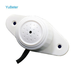 YuBeter CCTV Микрофон с аудиовходом, широкодиапазонное аудиоустройство с функцией захвата звука для стандартного монитора наблюдения с IP-камера...