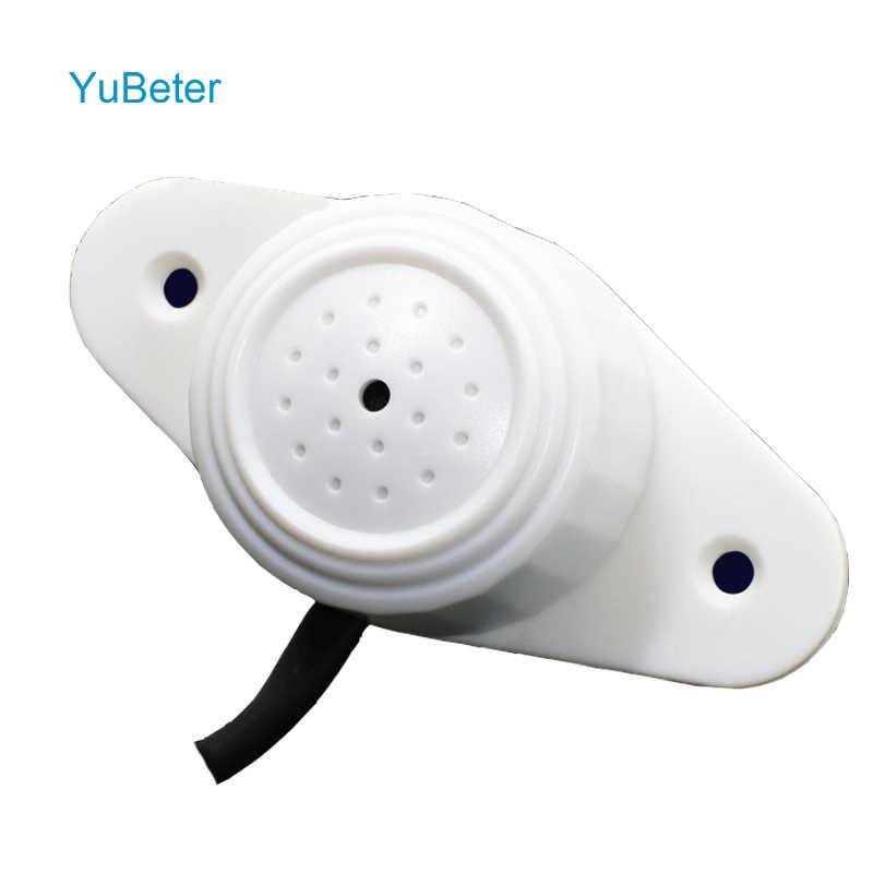 YuBeter CCTV Микрофон Аудио вход широкий диапазон аудио палочки звук устройства для система безопасности, ahd, dvr IP камеры наблюдения мониторы