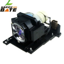 Compatible Lamp  with housing DT01022 /DT01021 for CP-RX78/CP-RX78W/CP-RX80/CP-RX80W/ED-X24 happybate
