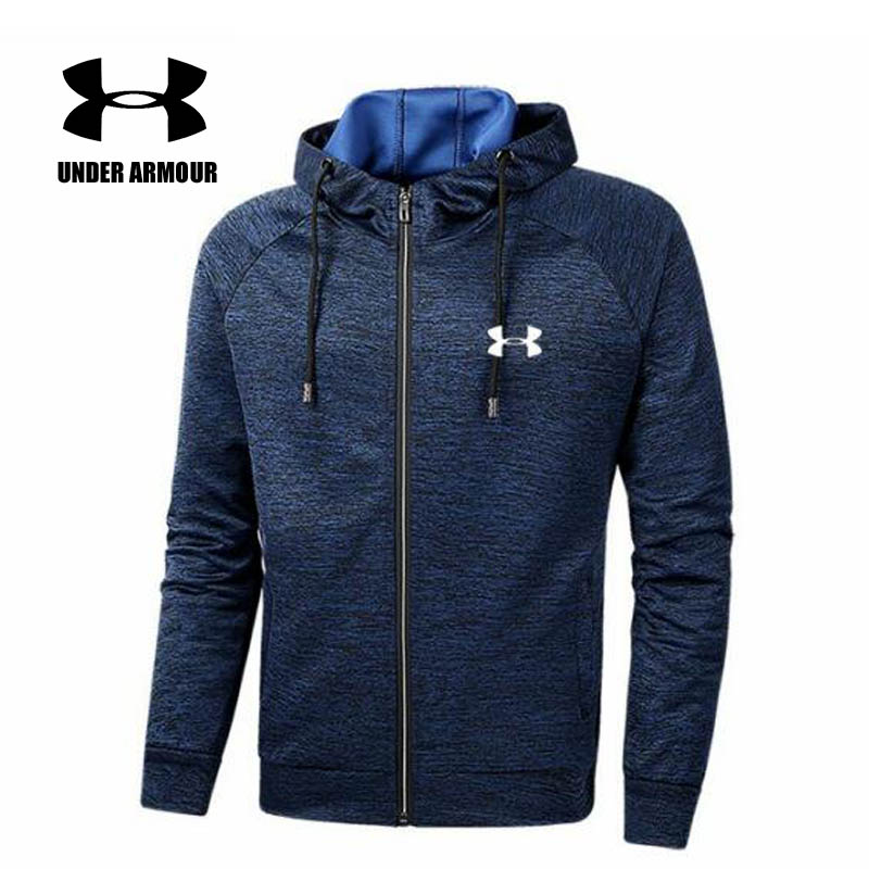 d5525afb78 US $37.56 |Under Armour Men's Sweatshirts spring Long Sleeve Training  Sweater Hoodie Tracksuits gyms t shirt Sweaters Asian Size XL 8XL-in  Running ...