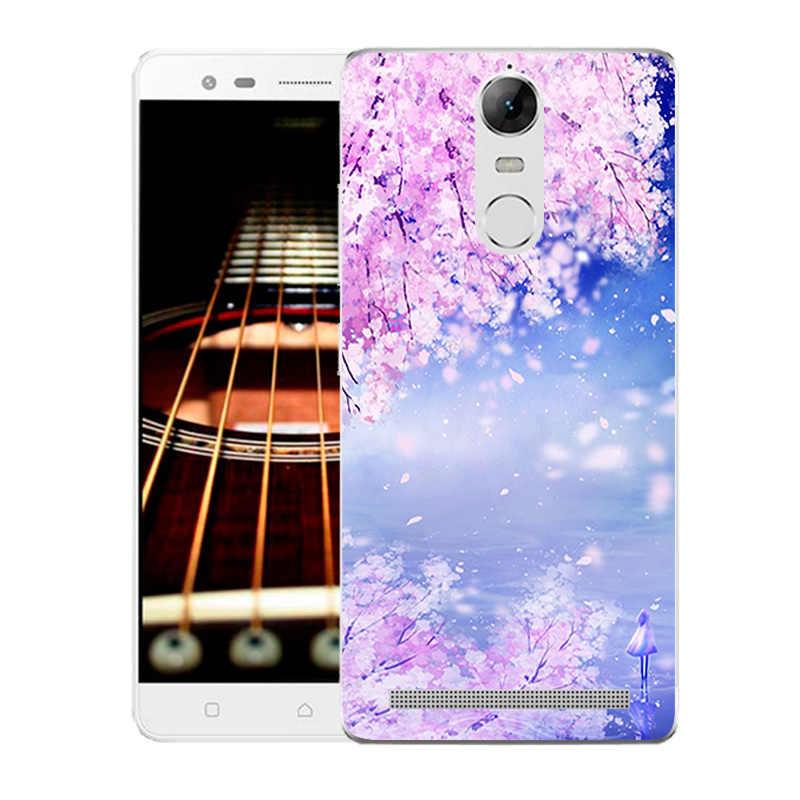 Мягкий силиконовый чехол для телефона для lenovo Vibe K5 Примечание A7020 чехол с модным принтом для lenovo A7020 K52t38 A7020a40 A7020a48 K52E78 сумка