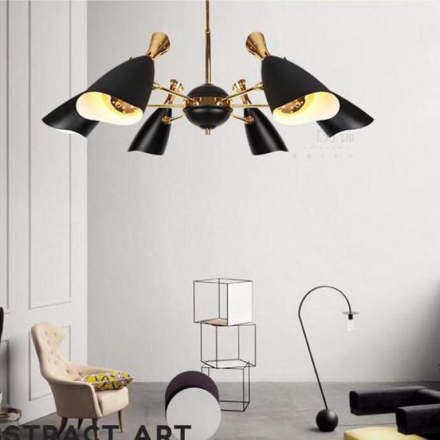 shopcase Modern novelty duck lamp led Suspension Luminaire dining Room Restaurant lucky Duck pendant lights Italy Designer E27