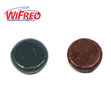 Wifreo 15g Green Brown Tungsten Putty Weight Sinker for Chod Rig Tubing Leadcore Leaders Free Lead Carp Fishing Terminal Tackle