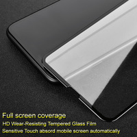 Imak Protector de pantalla de vidrio para Vivo NEX Pro + cubierta completa pegamento película protectora Vivo NEX Vidrio Templado