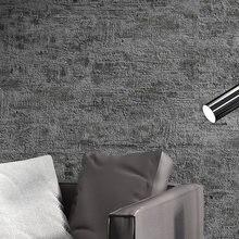Ретро ностальгические 3d Простые цветные цементно серые обои