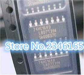 10PCS 74HC164D SOP14 74HC164 SOP SN74HC164DR SN74HC164 SMD new and original IC