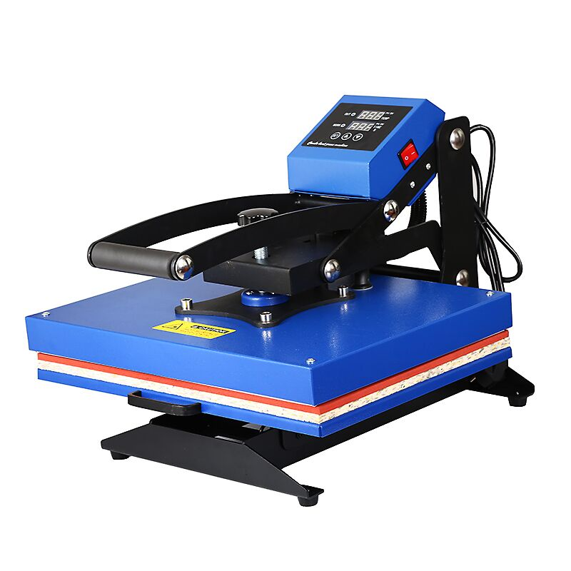 33*45CM flat pressing machine A3 high pressure printing machine hot drilling printing T-shirt multi-function heat press machine