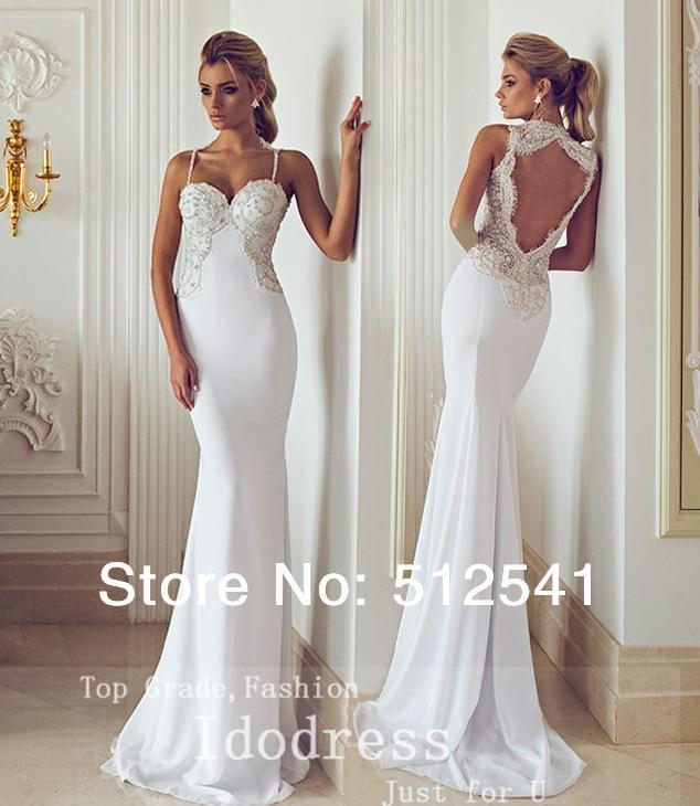 Best Wedding Gowns 2015: 2015 Top Selling Chiffon Wedding Dresses Mermaid Trumpet