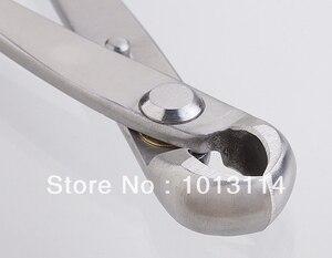 Image 3 - 175 Mm Knop Cutter Concave Edge Cutter Standaard Kwaliteit Niveau 3Cr13 Rvs Bonsai Gereedschap Gemaakt Door Tianbonsai Bedrijf