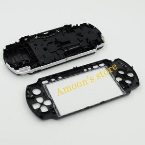 Image 4 - מקורי באיכות מלא סט שיכון מעטפת כיסוי מקרה עבור PSP 3000 חלקי תיקון 4 צבעים w/מברג