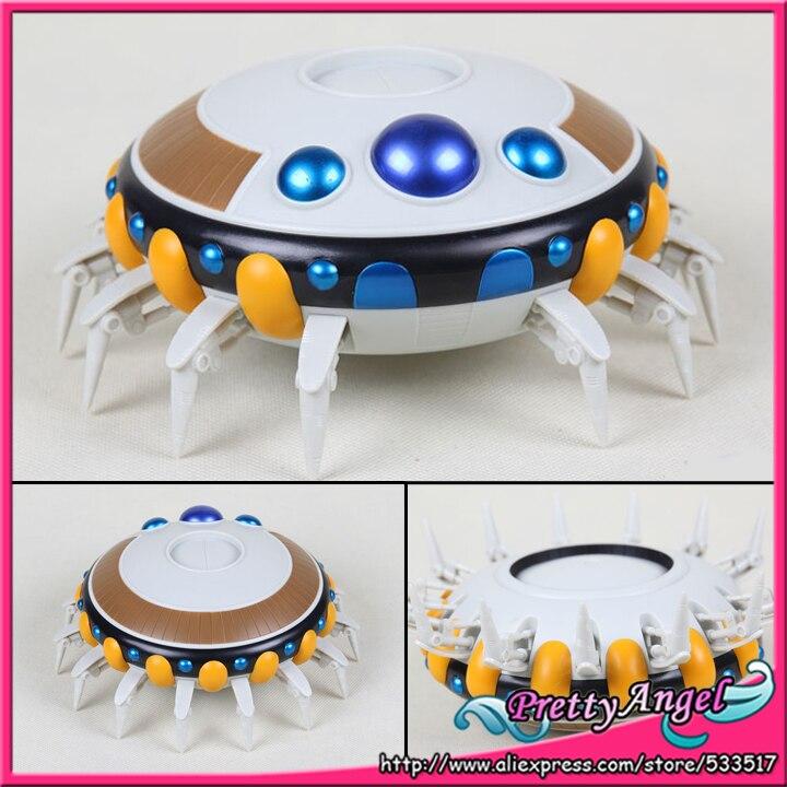 PrettyAngel Genuine Banpresto Dragon Ball Super MEGA World FREEZA S SPACESHIP Collectable Figure