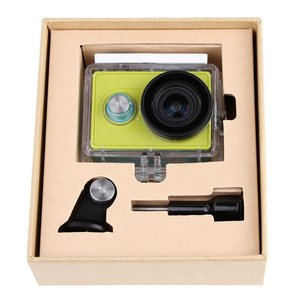 Image 5 - ダイビング 40 30m 水中防水保護ケースカバーのためのオリジナル Xiaomi 李 Xiaoyi 1 アクションスポーツカメラアクセサリー F3558